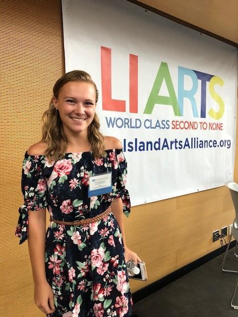 Congrats to CHS Senior Erin Metzendorf  - Long Island Scholar Artist in Dance
