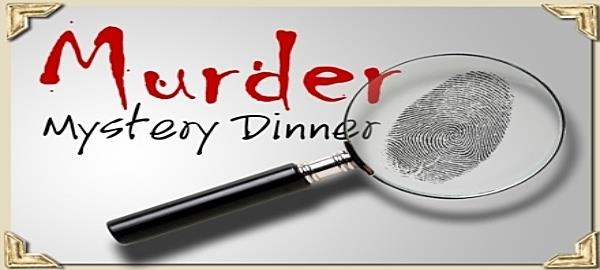 Newfield High School Drama -  Dinner with a Side of Death:  A Murder Mystery Dinner