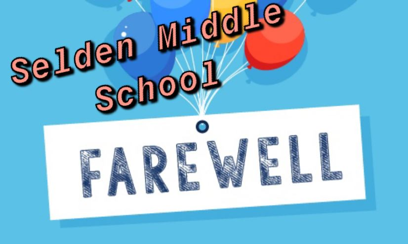 A Farewell Wave for our 8th Grade Students