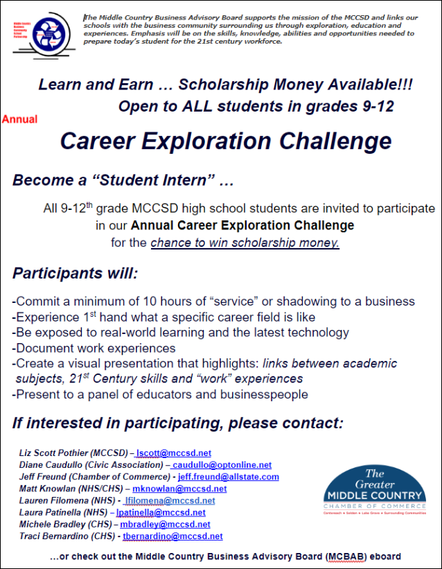Career Exploration Challenge