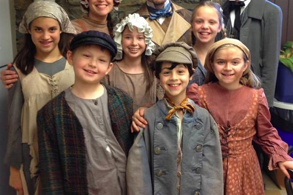 Children Needed for CHS Musical Les Miserables