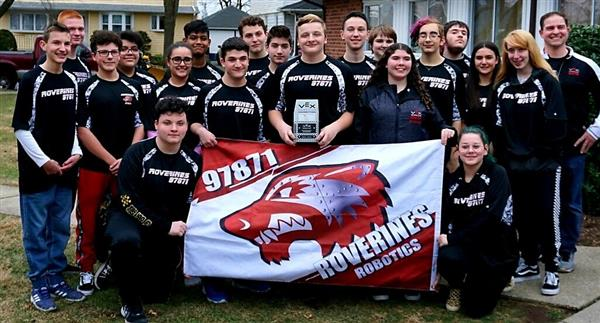 Newfield Robotics brings home two more 1st place trophies!