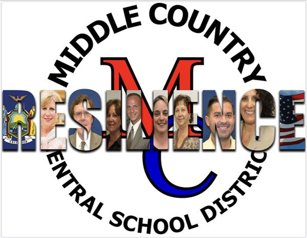 BOE Appreciation Video:  Middle Country Resilient!