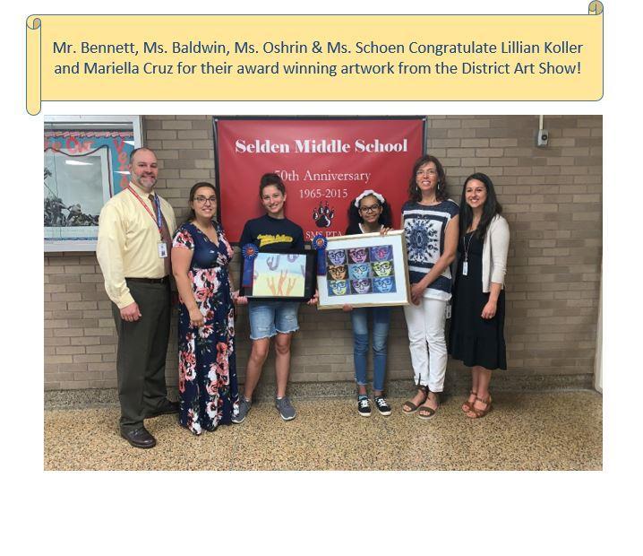 Selden Middle School / Homepage